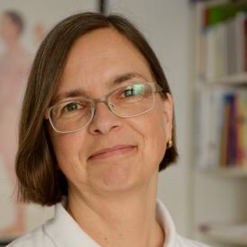 Frau Christina Häfner, medizinische Fachangestellte