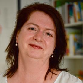 Frau Andrea Boehm, Verwaltungsfachkraft