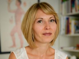 Frau Jenny Graf, medizinische Fachangestellte