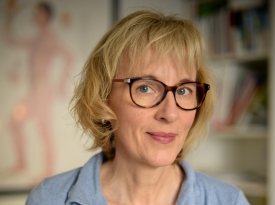 Frau Kerstin Sandvoss-Becker- Medizinische Fachangestellte